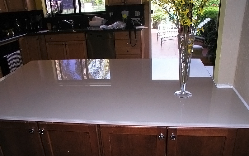 Perfect Color Glass Table Top